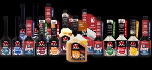 Millers Oils product range