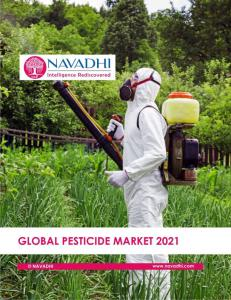 Global Pesticide Market Forecast 2021