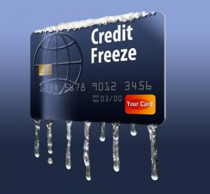 Credit Report Freeze