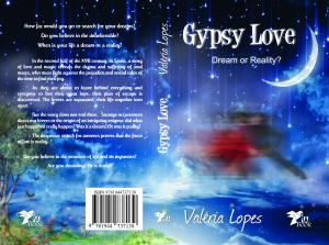 Book Cover: Gypsy Love, by Valeria Lopes.