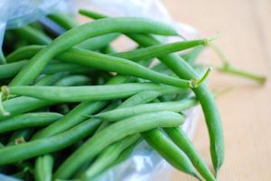 Green Bean (Vegetable) Market