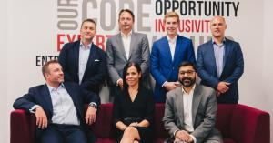 Frank Recruitment Group Global Senior team