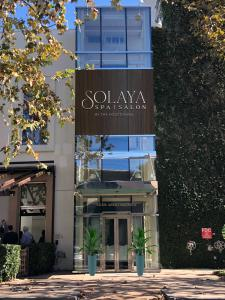 Welcome to the New Solaya Spa & Salon in Highland Village