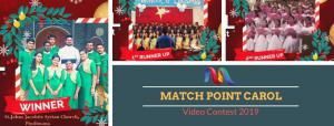 Match Point Carol Contest