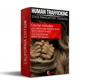 2020 Online Human Trafficking Prevention and Awareness Training