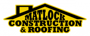 Matlock Construction & Roofing Logo