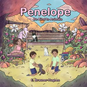 Penelope Be Kind to Animals children's book