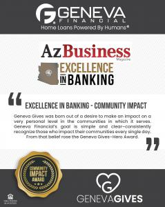 Geneva Financial Named a 2020 Excellence in Banking Award winner
