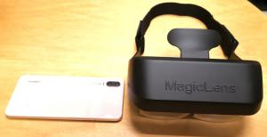 MagicLens_The World's Sharpest Private AR Glasses