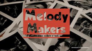 Melody Makers Title Screen