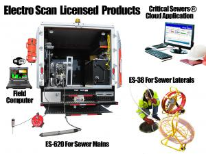 WWVUD installing Electro Scan's suite of sewer pipe assessment products, software, and annual support.