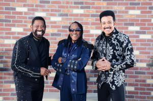 William King, Walter Orange and J.D. Nicholas of The Commodores - One of the greatest Motown and R&B / funk artists of all time.