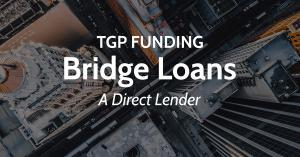 San Diego Hard Money Lender TGP Funding