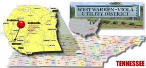 West Warren-Viola Utility District provides sewer to the Town of Morrison, Mountain View Industrial Park, commercial developments along the Highway 55 corridor, and a large residential neighborhood near the McMinnville Country Club.