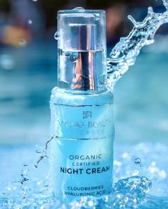 Organic Certified Night Cream from Viking Beauty Secrets