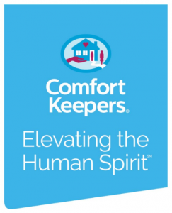 Comfort Keepers Marietta Oh in home care corporate logo
