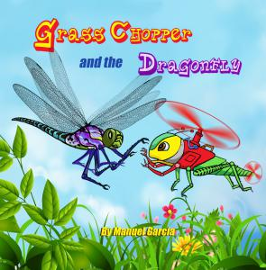 Children's Books - Grass Chopper and the Dragonfly