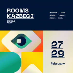 Creative Touch, 27-29 February, Rooms Kazbegi, Georgia