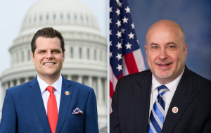 Reps. Matt Gaetz and Mark Pocan