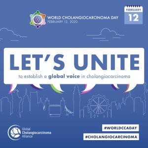 World Cholangiocarcinoma Day Logo