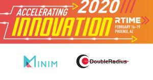 Minim and DoubleRadius at RTIME 2020