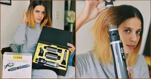 Carrera 535 Professional Hot Air Brush Styler for Women