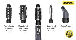 Carrera 535 Professional Hot Air Brush