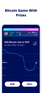 BuySellHodl Addictive Bitcoin Price Prediction Game With Fun Prizes