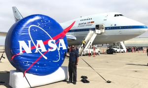 NASA SOFIA Event