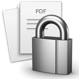 Icon of PDF Page Lock