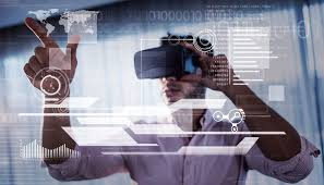 Augmented and Virtual Reality Market 1