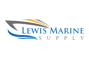 Color Logo for Lewis Marine Supply