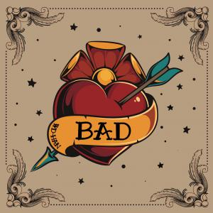 Album Art for Bad WD-HAN