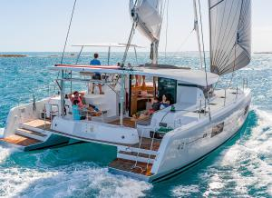 Catamaran Charter holiday with PlainSailing.com