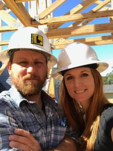 Co-owners of Nelson Construction & Renovations