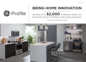 Appliances Connection 2020 President's Day Sale Ending: GE Profile