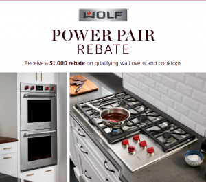 Appliances Connection 2020 President's Day Sale Ending: Wolf