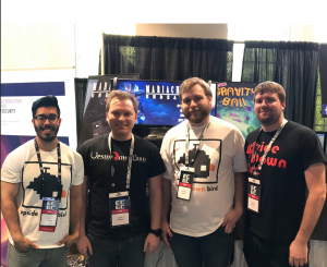 David Dempsey: Developer and Game Designer Ben Hamrick: Developer and Game Designer Louis Cabanillas: Artist and Game Designer Mike Murray: Level Designer and Game Designer