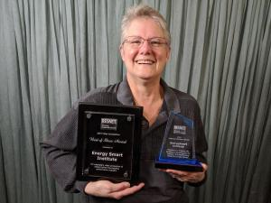 Sharla Holding RESNET Awards