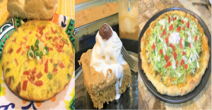 My Vegan Venue ~ Frittata, Root Beer Cake, Enchilada Pizza