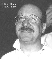 A NewsLuminaries.com archive photo of Henry Dubroff from 1999.
