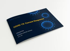 Cover image of the first  COVID-19 report