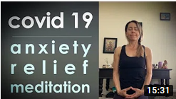 Covid 19 Anxiety Relief Meditation