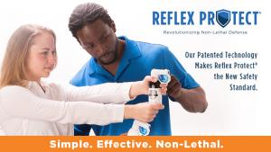 Reflex Protect®, offers a self-defense spray that empowers people to be their own first responder