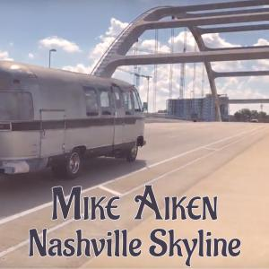 cover of Nashville Skyline single