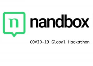 nandbox app builder in COVID-19 Hackathon
