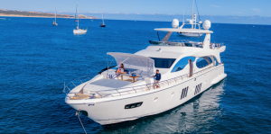 Cabo San Lucas luxury yacht charters