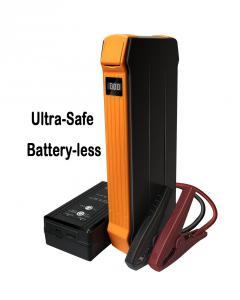 AUTOWIT Batteryless Supercapacitor Car Jump Starter