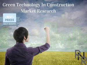Green Technology In Construction, Green Technology In Construction market, Green Technology In Construction market research, Green Technology In Construction market report, Green Technology In Construction market analysis, Green Technology In Construction