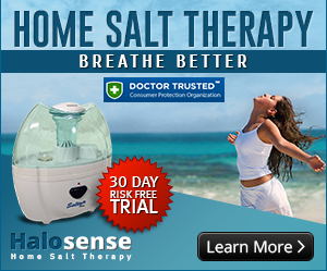 SaltAir - Home Salt Therapy